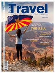 Let's Travel Magazine Cover
