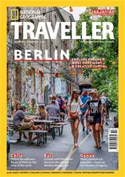 National Geographic Traveller (UK) Magazine Cover