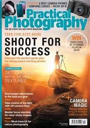 Practical Photography Magazine Cover