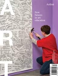 Artlink Magazine Magazine Cover
