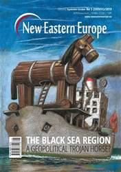 New Eastern Europe Magazine Cover