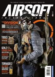 Airsoft International Magazine Cover