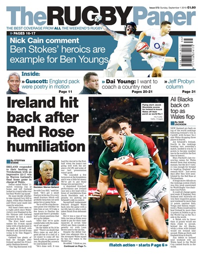 The Rugby Paper Preview