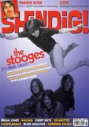 Shindig! Magazine Cover