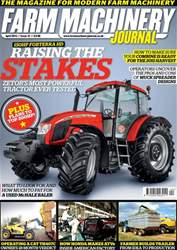 Farm Machinery Journal Magazine Cover