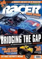 Radio Control Car Racer Magazine Cover