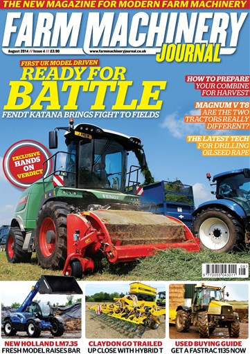 Farm Machinery Journal Preview