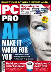 PC Pro Magazine Cover