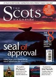 The Scots Magazine Magazine Cover
