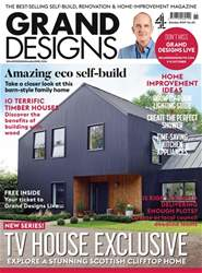 Grand Designs Magazine Cover