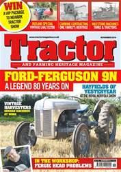 Tractor & Farming Heritage Magazine Magazine Cover