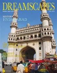 Dreamscapes Magazine Cover