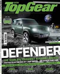 BBC Top Gear Magazine Magazine Cover