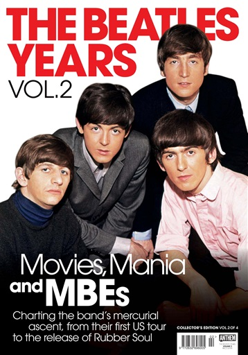 The Beatles Years Preview