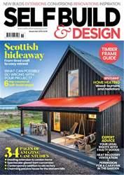 SelfBuild & Design Magazine Cover