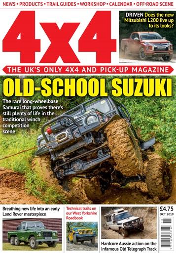 4x4 Off Road >> 4x4 Magazine