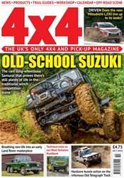 4x4 Magazine Magazine Cover