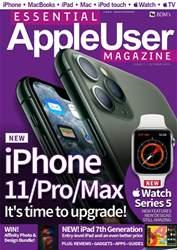 Essential iPhone & iPad Magazine inc. BDM's iOS Guides Magazine Cover