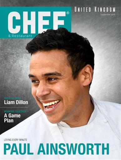 Chef & Restaurant Magazine Preview