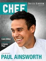 Chef & Restaurant Magazine Magazine Cover