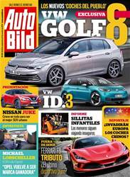 Auto Bild Magazine Cover