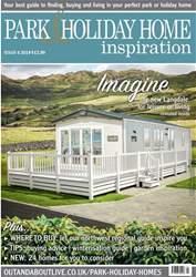 Park and Holiday Home Inspiration magazine Magazine Cover