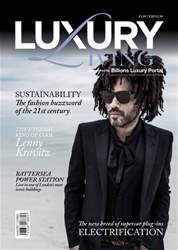 Luxury living  Magazine