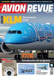 Avion Revue Internacional Magazine Cover