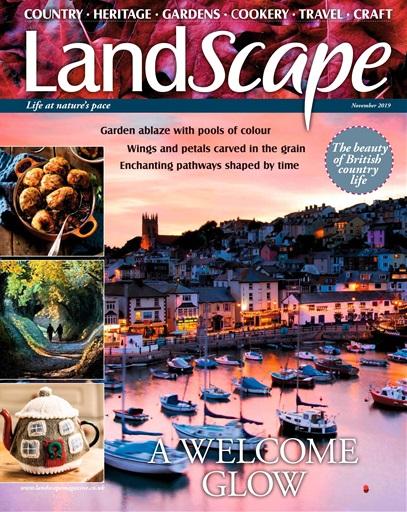 Landscape Magazine November 2019 Subscriptions Pocketmags