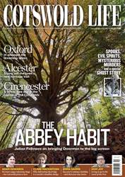 Cotswold Life Magazine Cover