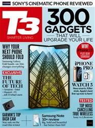 T3 Magazine Cover