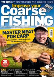 Improve Your Coarse Fishing Magazine Cover