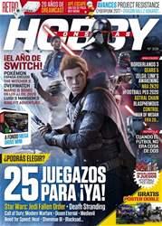 Hobby Consolas Magazine Cover