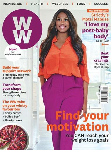 WW Magazine UK Preview