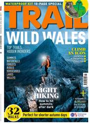 Trail Magazine Cover