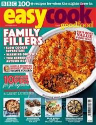 BBC Easy Cook Magazine Magazine Cover