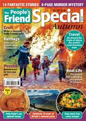 The People's Friend Special Magazine Cover