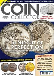 Coin Collector Magazine Cover