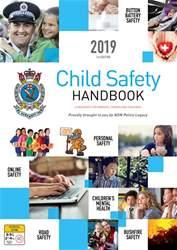 NSW Child Safety Handbook Magazine Cover