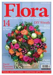 Flora International Magazine Cover