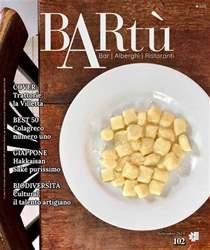 Bartù Magazine Cover