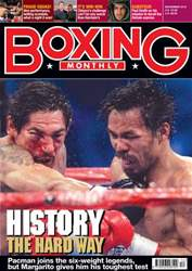 Boxing Monthly December 2010 issue Boxing Monthly December 2010