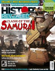 BBC History Revealed Magazine Magazine Cover