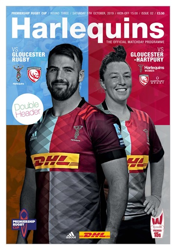 Harlequins Preview