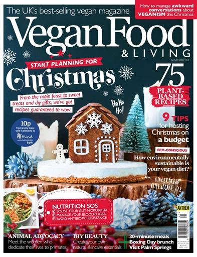 Vegan Food & Living Magazine Preview