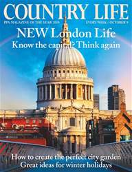 Country Life Magazine Cover
