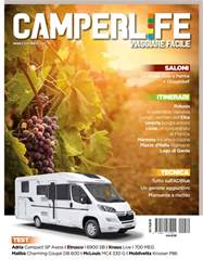 CAMPER LIFE Magazine Cover
