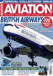 Aviation News Magazine Cover