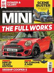 Performance Mini Magazine Cover