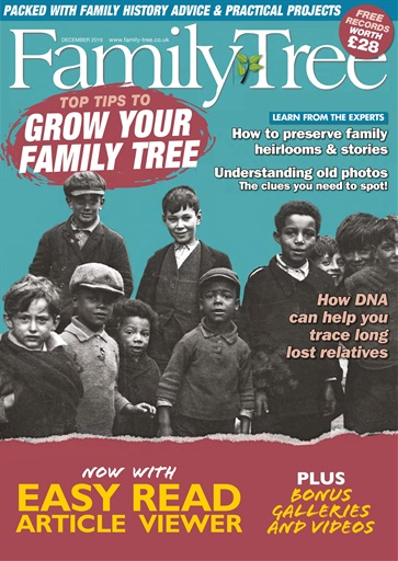 Family Tree Preview
